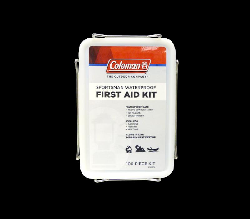 Coleman Waterproof First Aid Kit