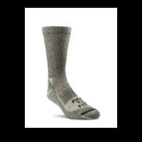 Farm To Feet Boulder No Fly Zone Light Cushion Crew Socks
