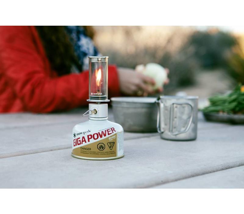 Snow Peak Mini Flame Nocturne Lantern