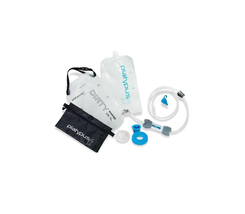 Platypus Gravityworks 2.0L Water Filter System Complete Kit