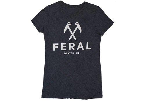 FERAL FERAL Women's Logo Shirt