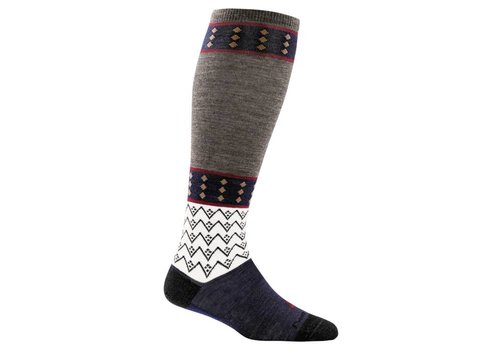 Darn Tough Darn Tough Women's Diamonds Knee High Light Socks