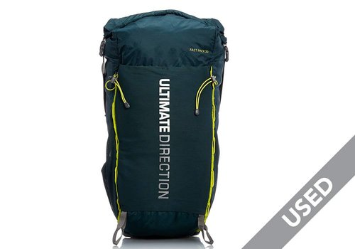 Ultimate Direction Ultimate Direction FastPack 20L (2016) – Spruce, Small/Medium USED