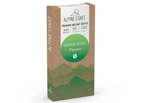 Alpine Start Alpine Start Premium Instant Coffee