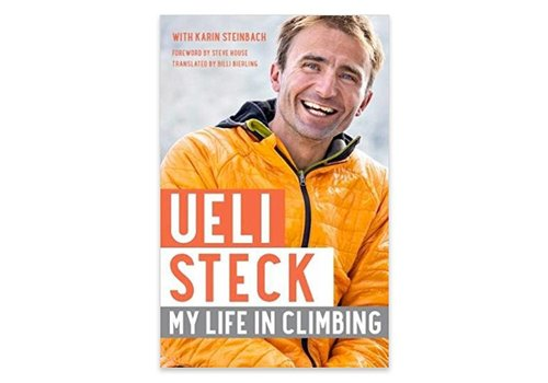 Mountaineers Publishing Ueli Steck: My Life in Climbing
