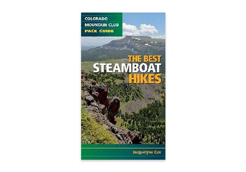 Mountaineers Publishing The Best Steamboat Hikes