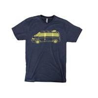 Colorado High Peaks Vanlife T-shirt