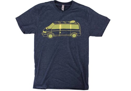 Colorado High Peaks Vanlife T-shirt
