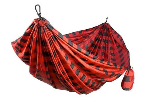 Parachute Nylon Print Double Hammock