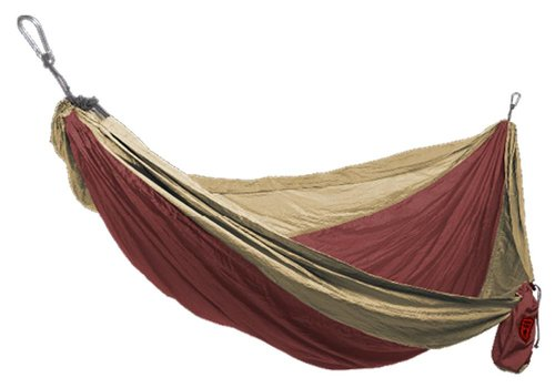 Grand Trunk Double Parachute Nylon Hammock