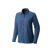 Mountain Hardwear Women's Hardwear Denim Long Sleeve Shirt