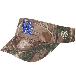 Top of the World VISOR, REAL, CAMO, UK