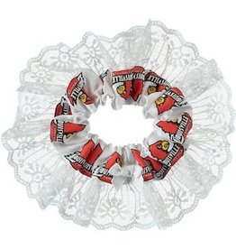 GARTER, RED/WHITE, UL
