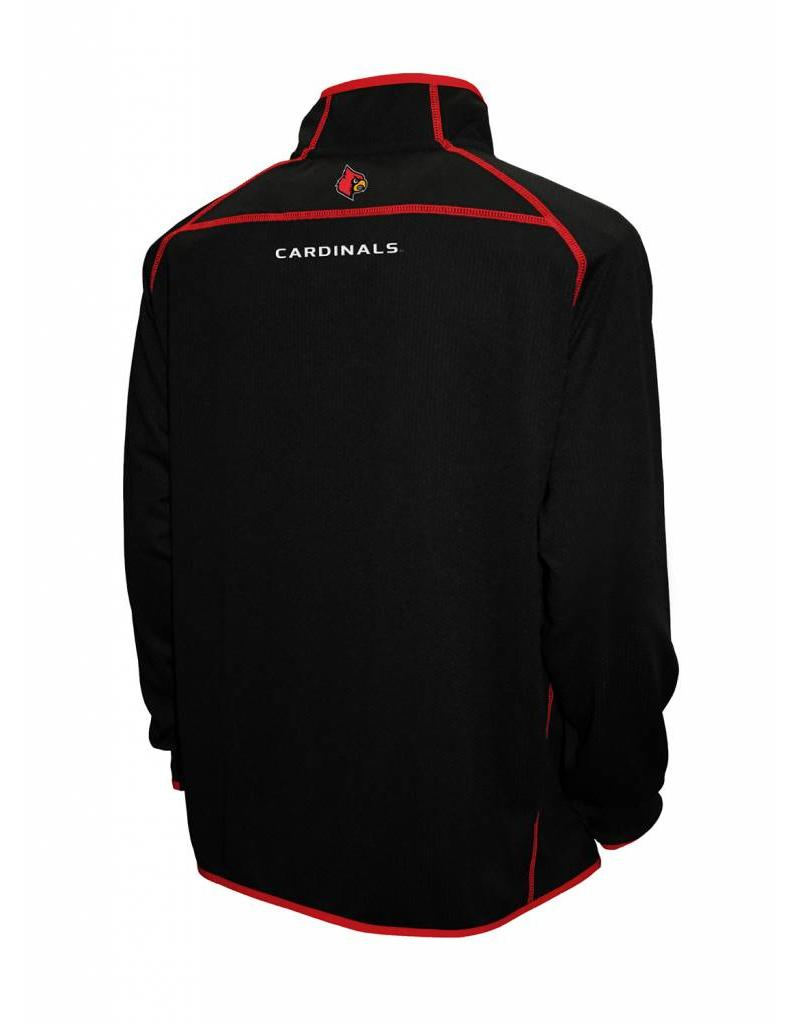 MTC Marketing PULLOVER, 1/4 ZIP, AERO, BLK, UL