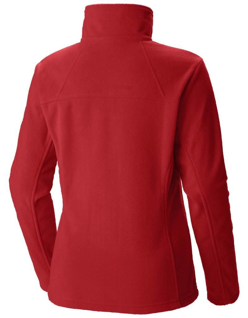JACKET, LADIES, GIVE N GO, RED, UL
