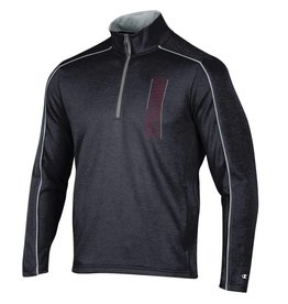 Champion Products PULLOVER, 1/4 ZIP, SPARK, BLACK, UL
