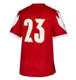 Adidas Sports Licensed JERSEY, ADIDAS, FOOTBALL, #23, RED/GOLD, UL