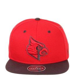 Zephyr Graf-X HAT, ADJUSTABLE, SNAPBACK, PIGMENT, RED, UL