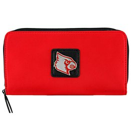 WALLET, LADIES, TIMELESS, RED, UL