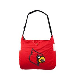 LITTLE EARTH PURSE, TOTE, JERSEY, RED, UL