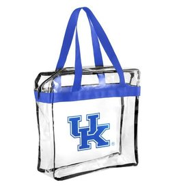 TOTE BAG, 11x11, CLEAR, UK