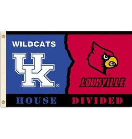 BSI Products FLAG, 3x5, HOUSE DIVIDED