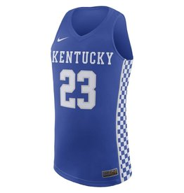 Nike Team Sports JERSEY, NIKE, REPLICA, BASKETBALL, ROYAL, UK
