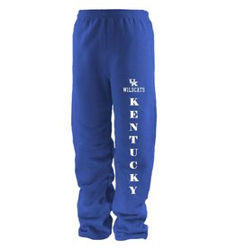 Little King PANT, YOUTH, FLEECE, ROYAL, UK