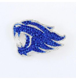 Seasons Jewelry PIN, CRYSTAL, NEW LOGO, UK