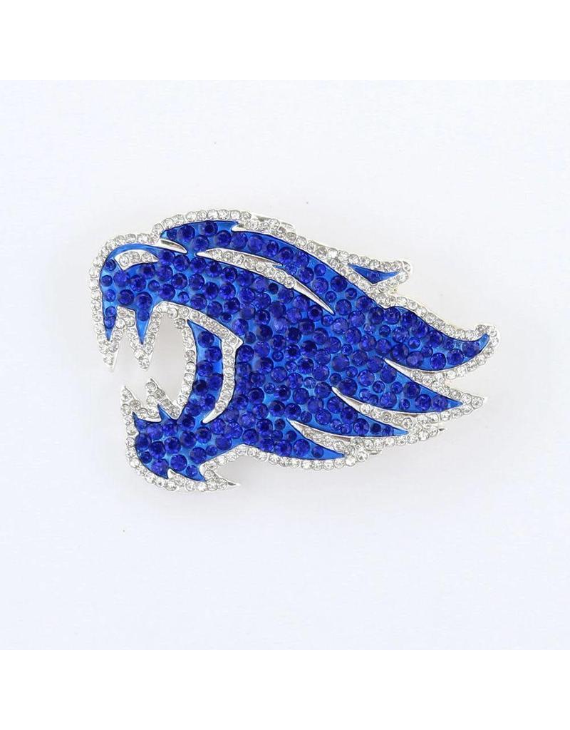 Seasons Jewelry PIN, CRYSTAL, NEW LOGO, UK