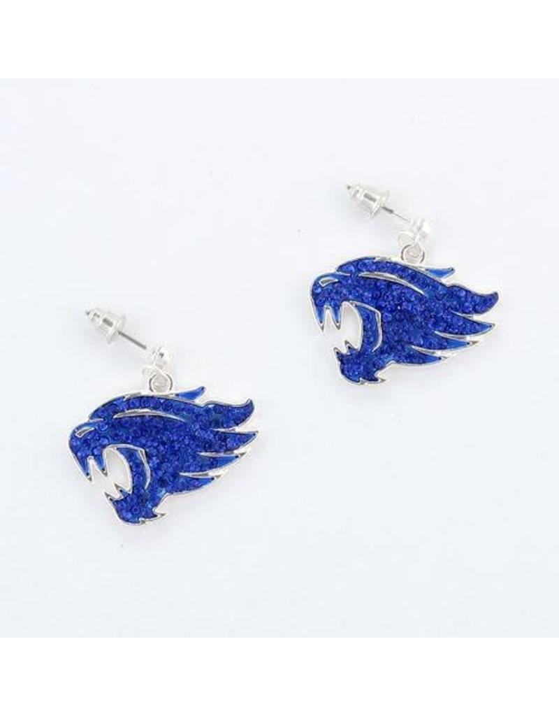 Seasons Jewelry EARRINGS, CRYSTAL, NEW LOGO, UK
