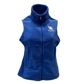 J. America VEST, LADIES, FLEECE, SIERRA, UK