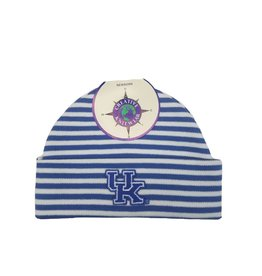 Creative Knitwear KNIT, INFANT, STRIPE, ROYAL/WHITE, UK