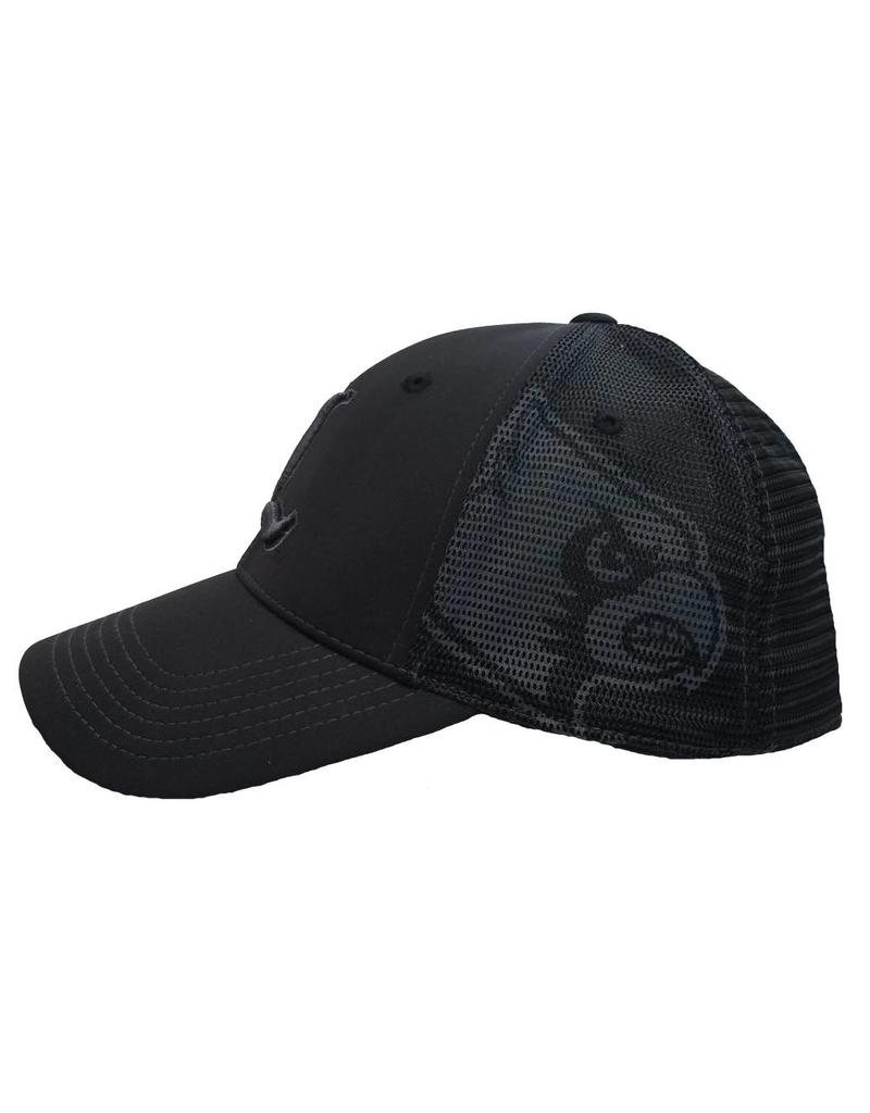 Top of the World HAT, 1-FIT, NIGHTFALL, BLK, UL