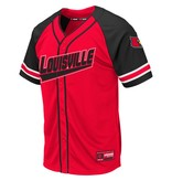 Colosseum Athletics JERSEY, BASEBALL, WALLIS, RED, UL