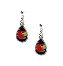 EARRINGS, TEAR DROP, CH, UL
