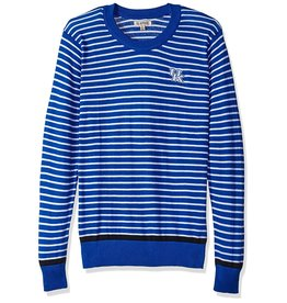 SWEATER, LADIES, STRIPE, ROYAL, UK