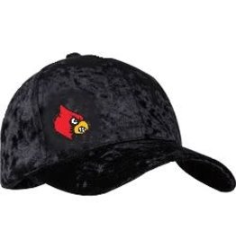 HAT, BASEBALL, CRUSHED, BLACK, UL