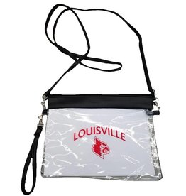 BAG, CLUTCH PURSE, CLEAR, UL