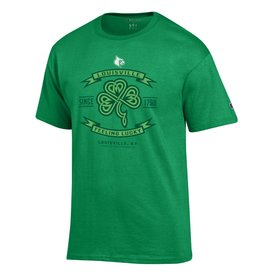 Champion Products TEE, SS, ST. PATTY'S DAY, GREEN, UL-C