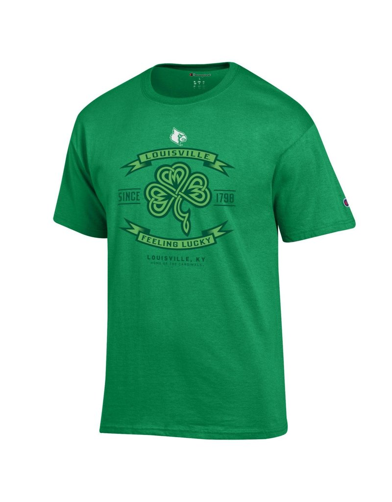 Champion Products TEE, SS, ST. PATTY'S DAY, GREEN, UL