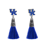 EARRINGS, TASSEL, POST, UK
