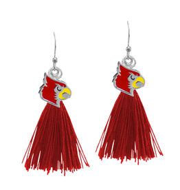EARRINGS, TASSEL, UL