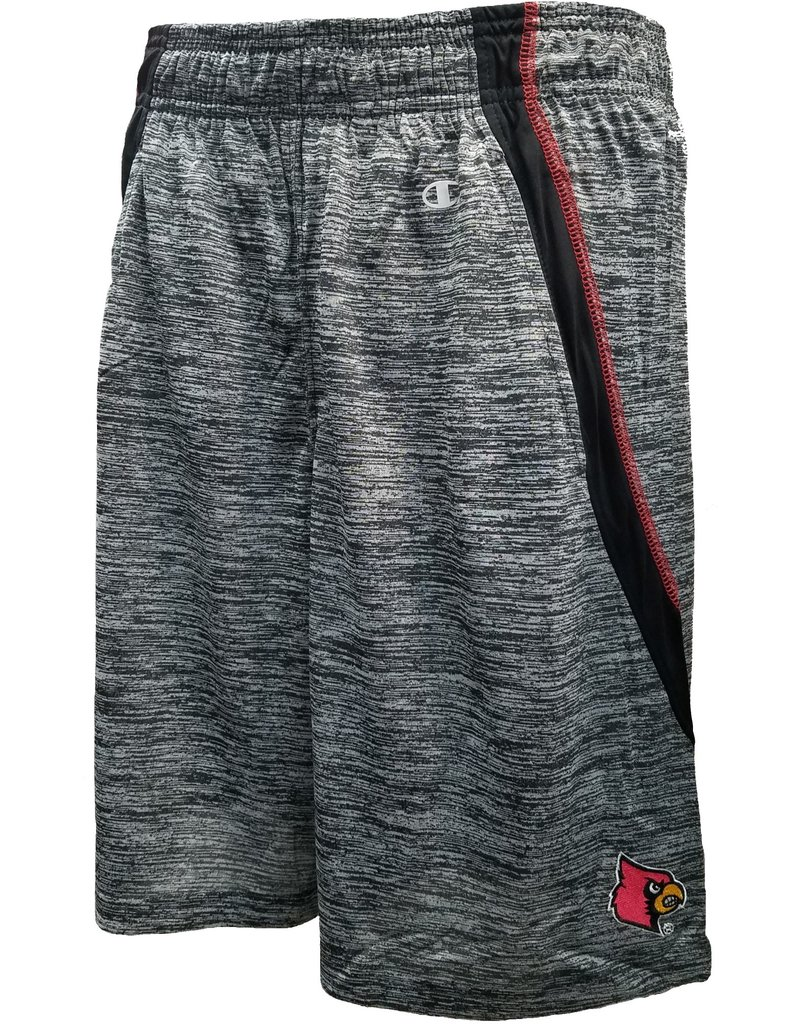 Champion Products SHORT, YOUTH, COLORBLOCKED, CHAR, UL