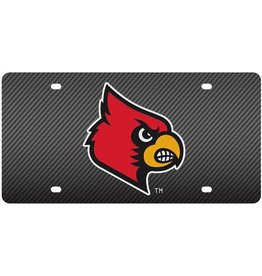 Stockdale Technologies LICENSE PLATE, CARBON, UL
