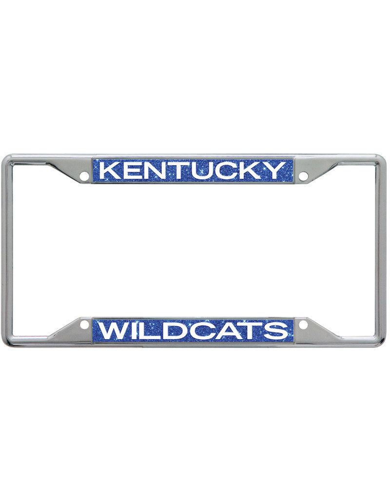 Stockdale Technologies LICENSE FRAME, GLITTER, ROYAL, UK