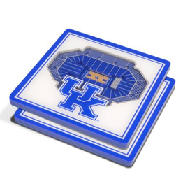 COASTER SET, RUPP ARENA, 2 PK, UK