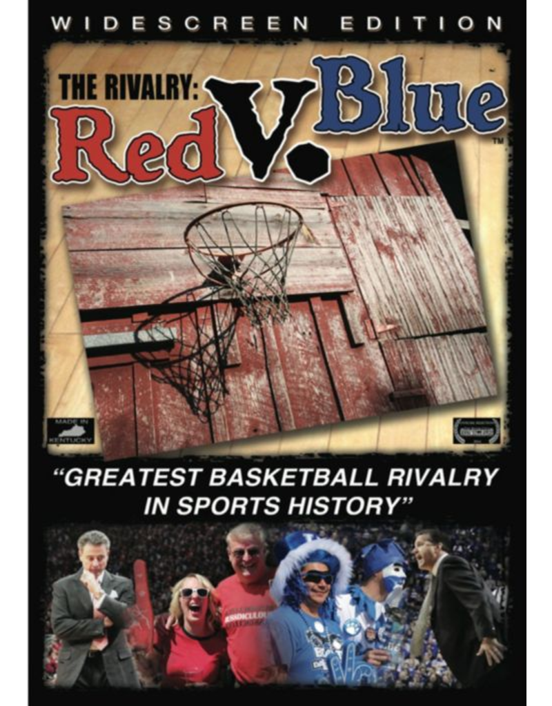 DVD, THE RIVALRY: RED V. BLUE