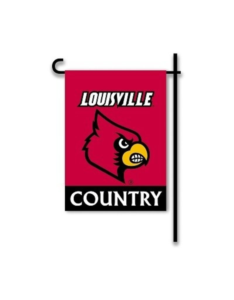 BSI Products FLAG, GARDEN, COUNTRY, RED, UL