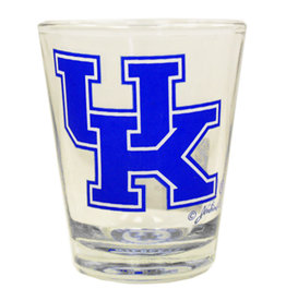 SHOT GLASS, CLEAR, UK